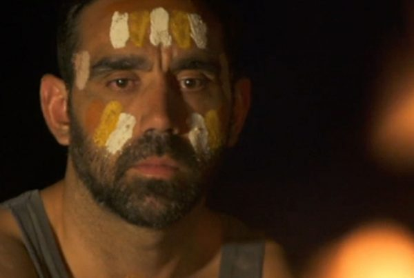 adam goodes who do you think you are director kay pavlou